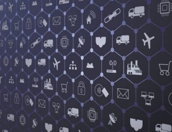 IoT connected icons