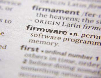 Firmware definition newspaper