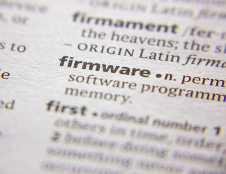 Firmware definition newspaper