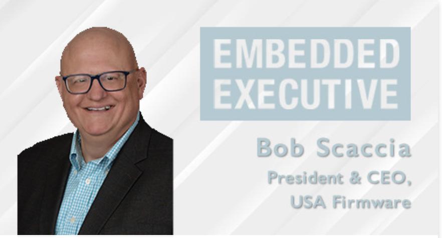 Embedded Executive Bob Scaccia