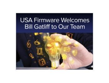 USA Firmware Hires Bill Gatliff